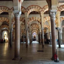 The Great Mosque in Cordoba, Spain from Heather McCune's recent visit.
